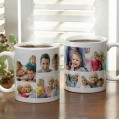 11oz Photo Collage Mug